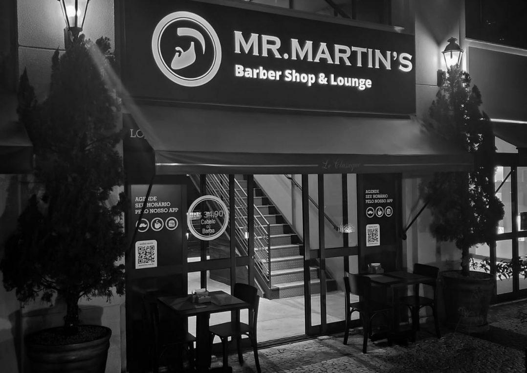 Barbearia Mr Martins